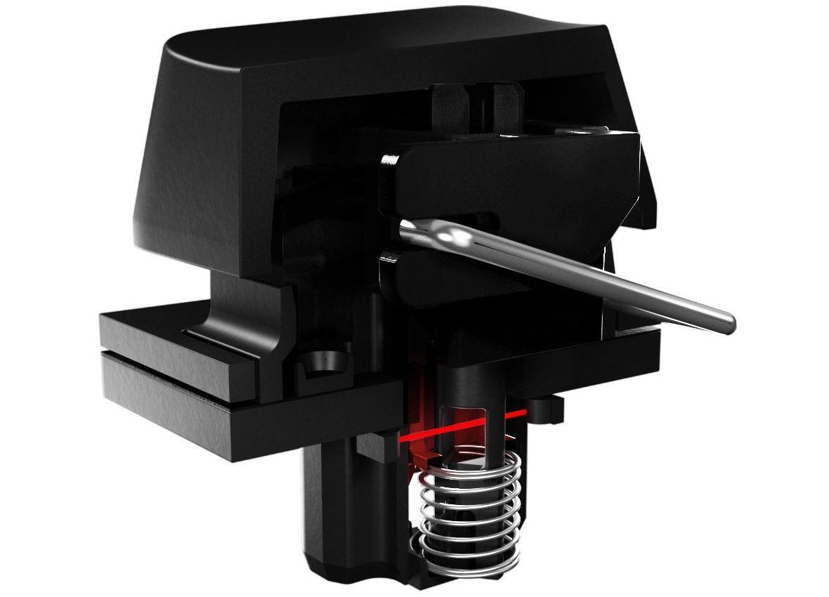 Razer Analog Optical Switch © Razer