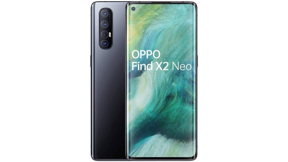 Oppo Find X2 Neo