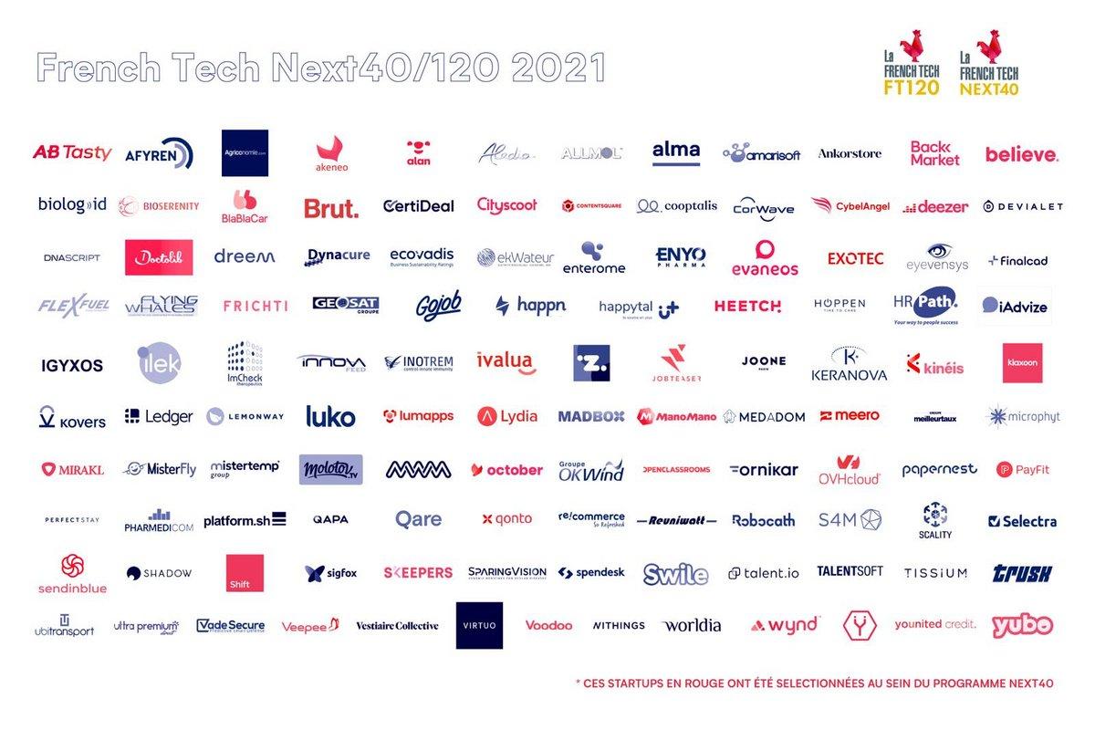French Tech Next 40-120