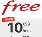 Forfait mobile : Free relance son offre 70 Go à 10,99€ par mois 🔥