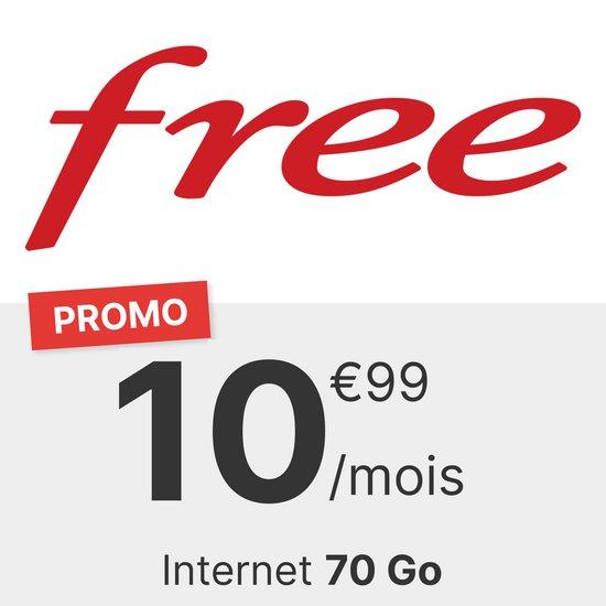 Free 70 Go