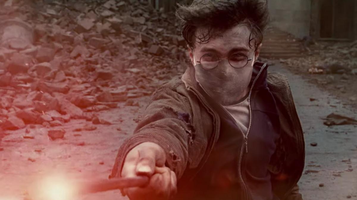 Harry Potter masque © Warner Media