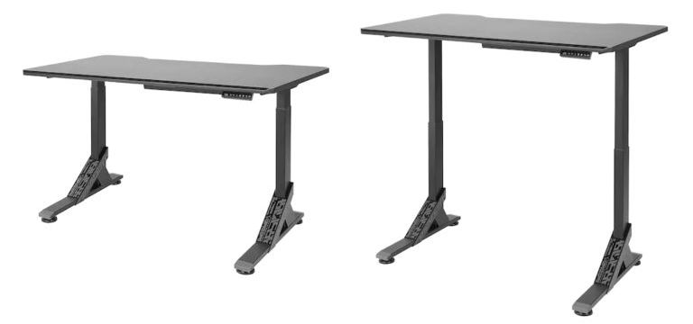 Mobilier Asus ROG - Ikea © Ikea