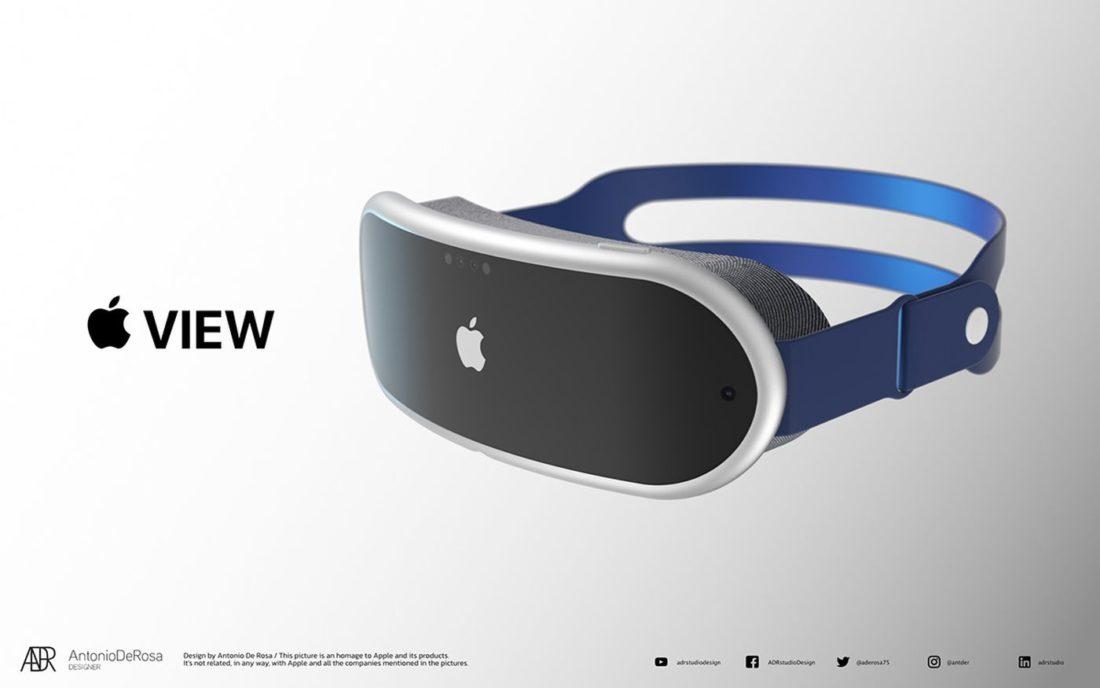 Apple VR © Antonio de Rosa