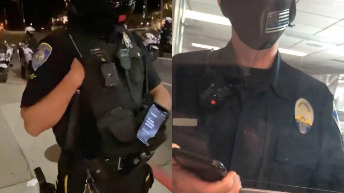 Police Beverly Hills Instagram