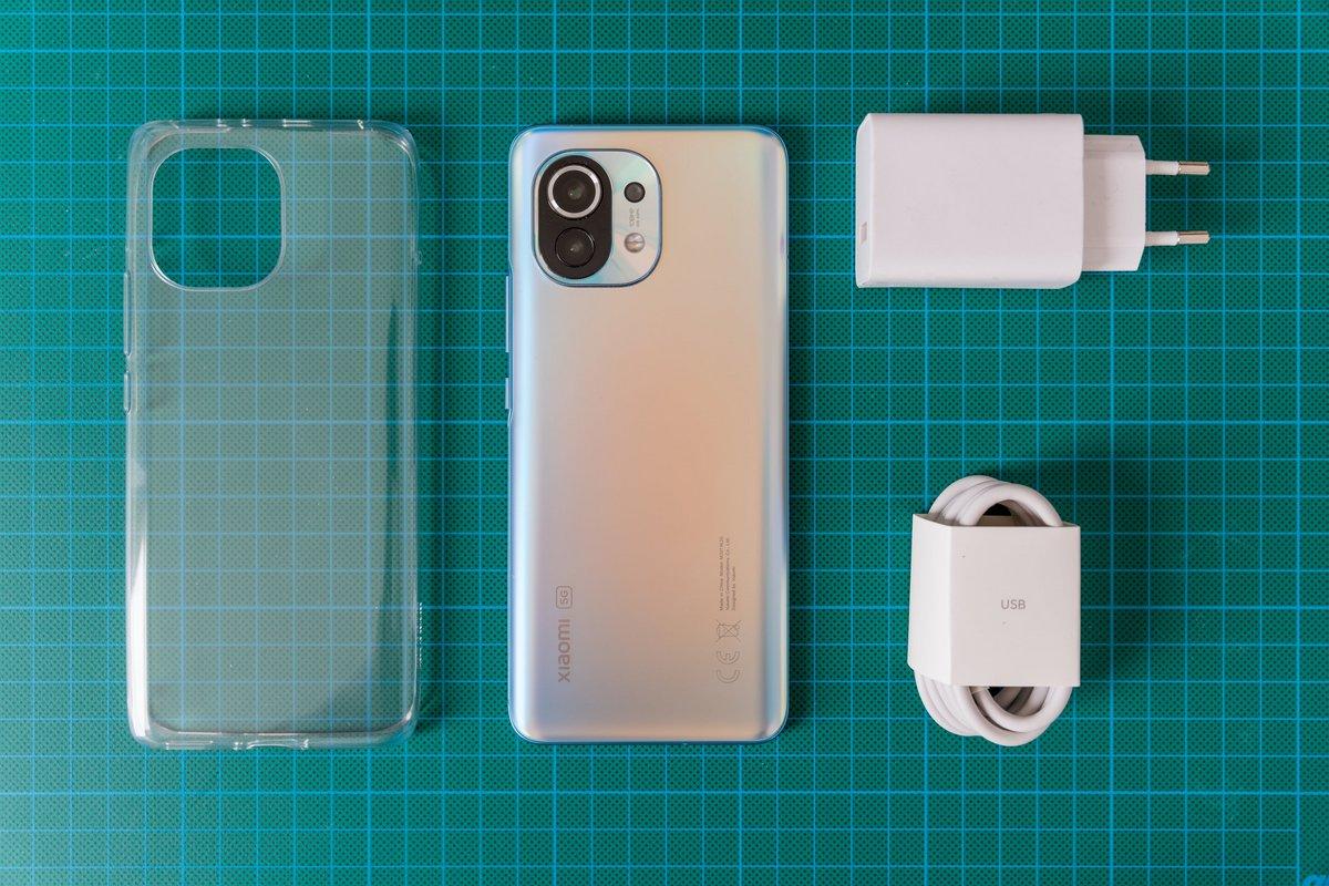 Xiaomi Mi 11 test © ©Pierre Crochart pour Clubic