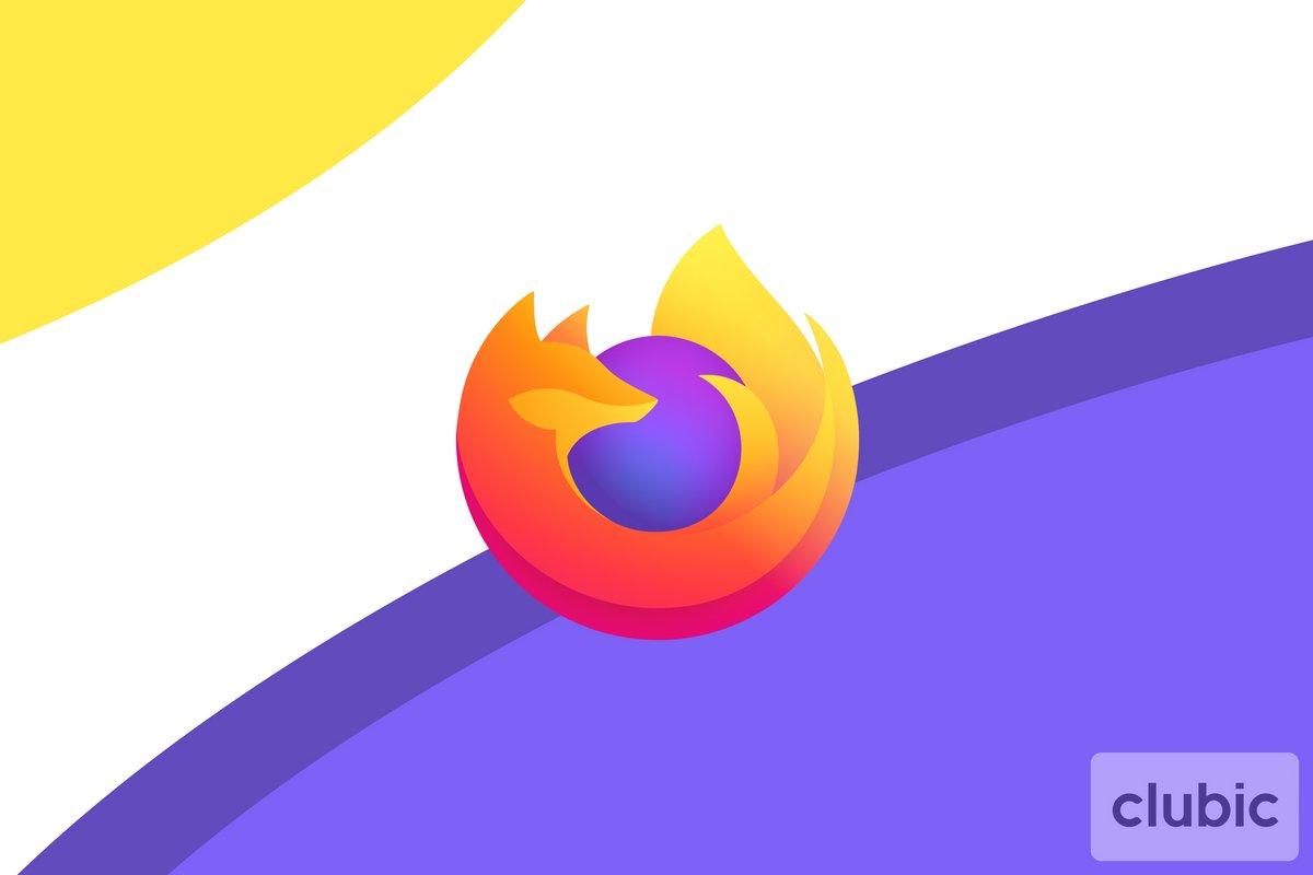 Firefox Clubic © Clubic.com