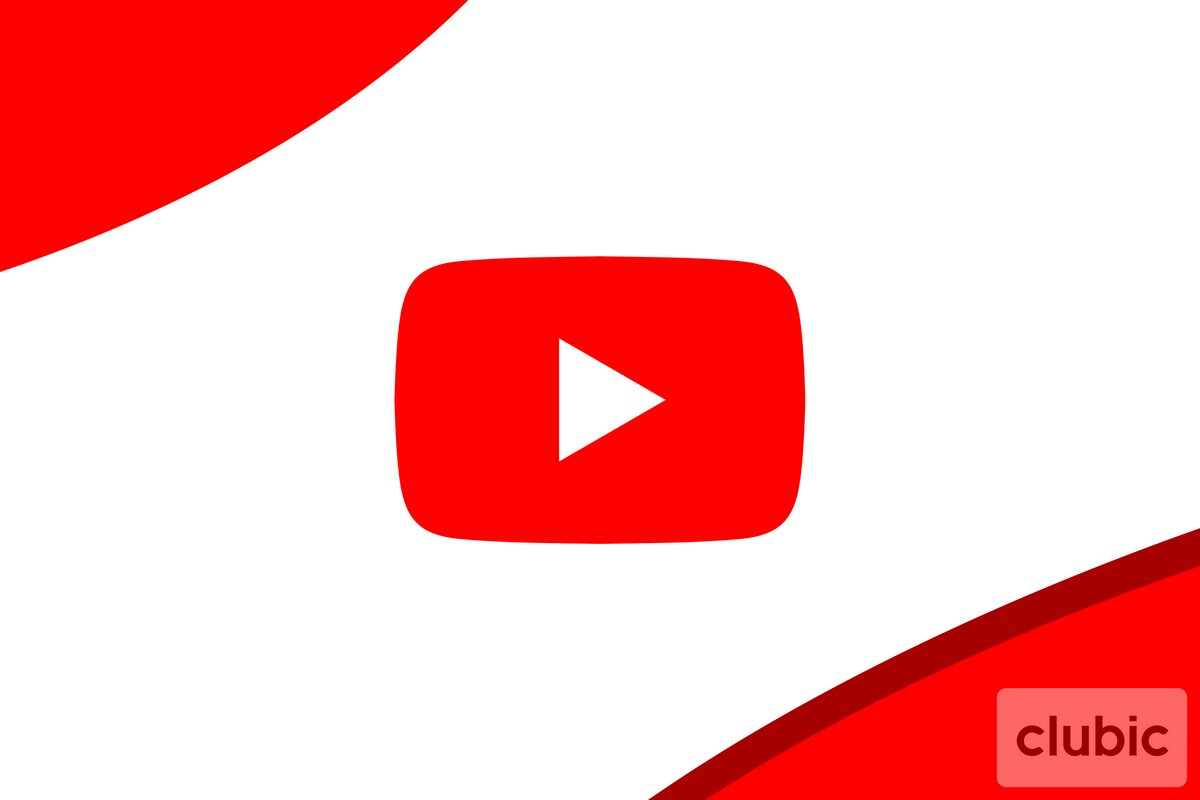 Youtube Clubic © Clubic.com