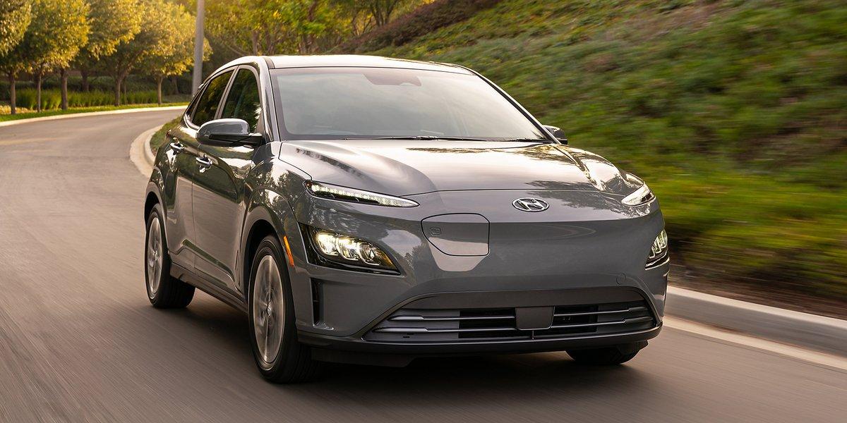 Hyundai Kona EV 2022 © Hyundai