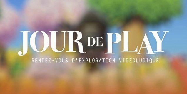 Jour de Play, un magazine dédié aux jeux vidéo débarque sur la chaîne Twitch d'Arte