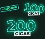 RED by SFR relance ses forfaits BigRED 100 Go et 200 Go à prix choc !