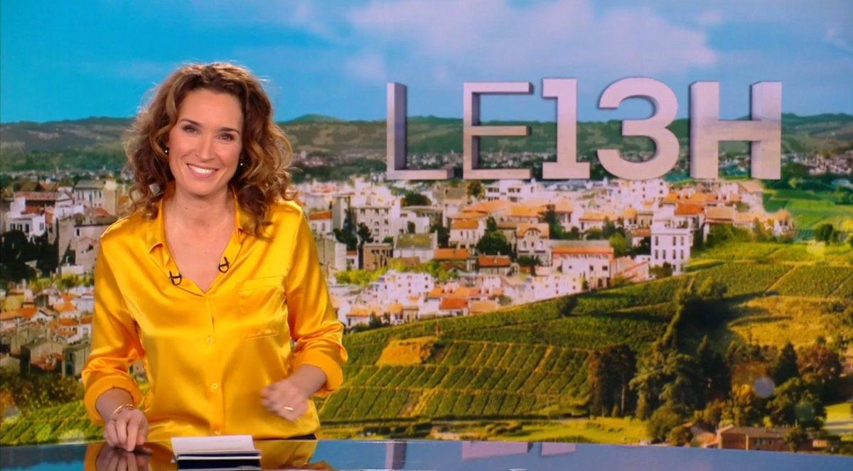 TF1 Marie-Sophie Lacarrau © Capture d'écran TF1
