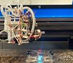 Le MIT met au point un robot capable d'imprimer des drônes et robots fonctionnels
