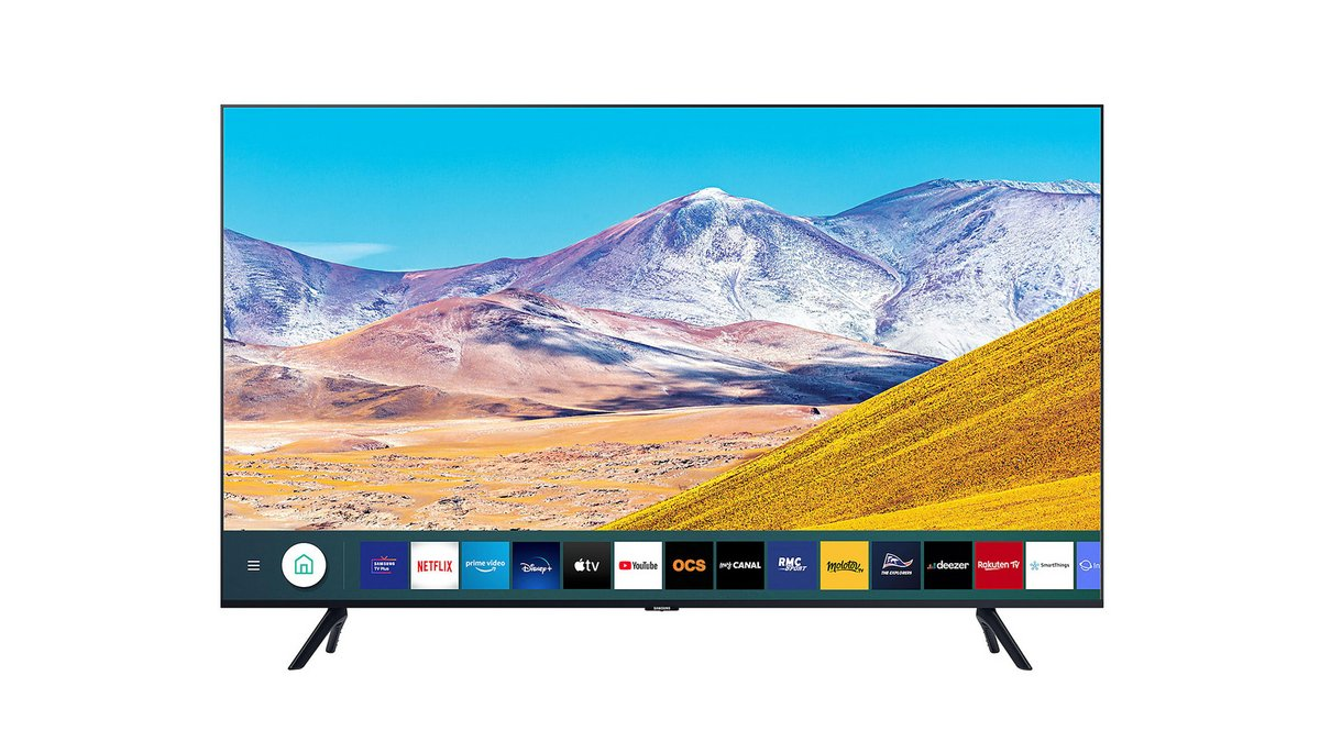 Tv Samsung UE82TU8005 bp