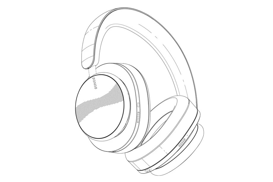 Sonos : des brevets donnent un aperçu du futur casque de la marque