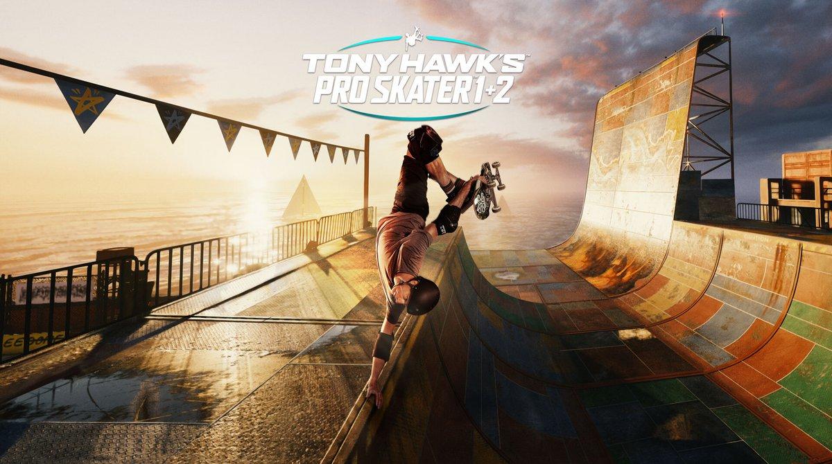 Tony Hawk's Pro Skater 1 + 2 © Activision