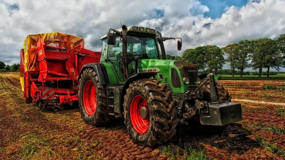 tracteur © 12019 / Pixabay
