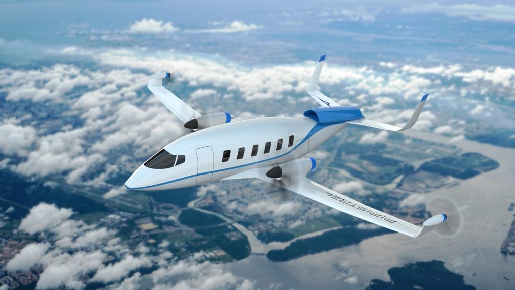 Pipistrel Miniliner © Pipistrel Aircraft