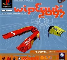 WipEout conjugue le jeu de course au futur sur PlayStation