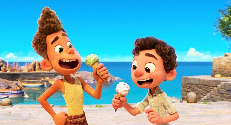 Luca, le prochain film Disney-Pixar, dévoile sa bande-annonce colorée - Clubic