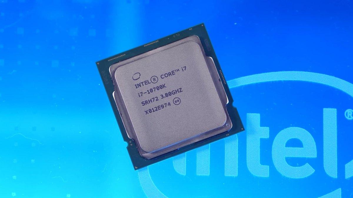 Intel Core i7-10700K © Intel