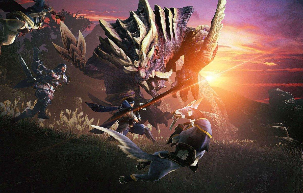 Monster Hunter Rise © Capcom