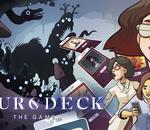 Neurodeck, le jeu de deckbuilding toulousain sur la santé mentale, prend date sur PC et Nintendo Switch