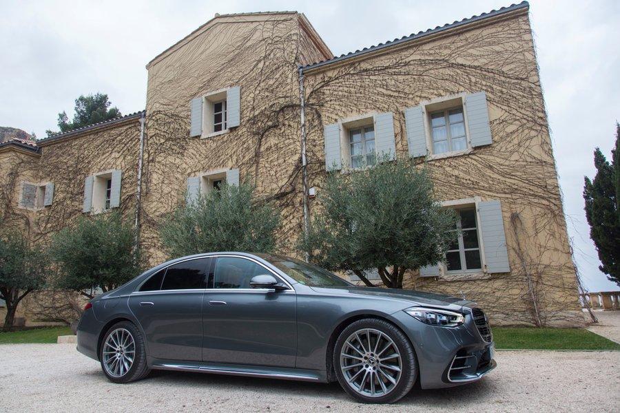 Essai Mercedes Classe S : le test de la plus technologique des limousines - Clubic