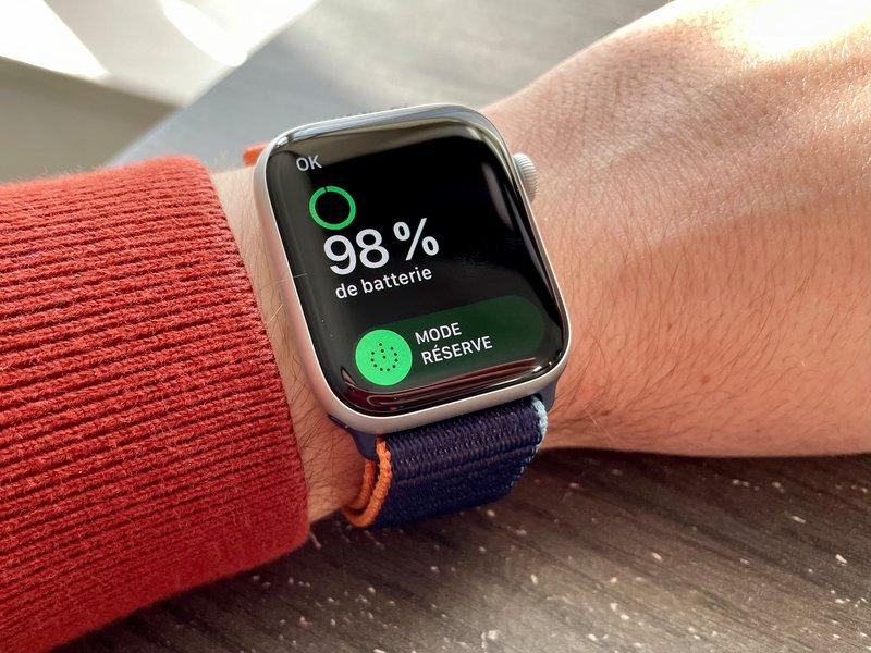 Comment optimiser la batterie de son Apple Watch ? - Clubic