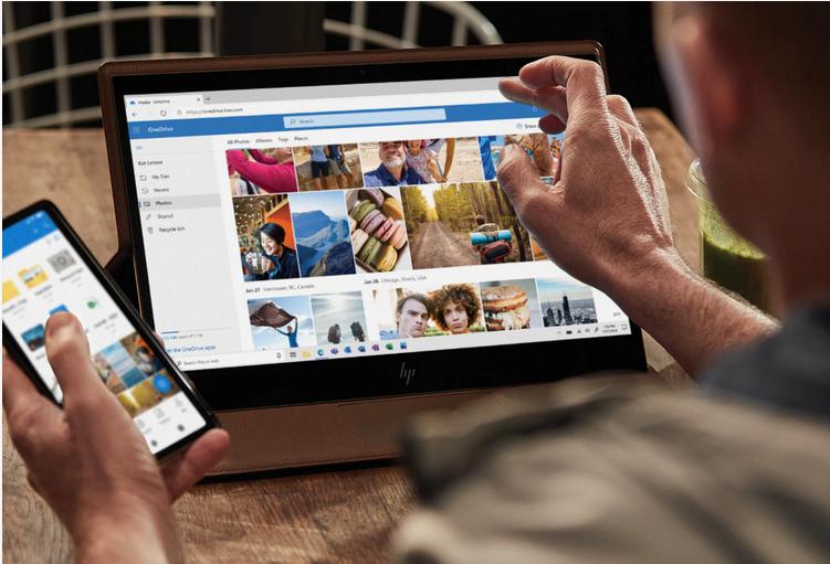 Microsoft OneDrive © Microsoft OneDrive