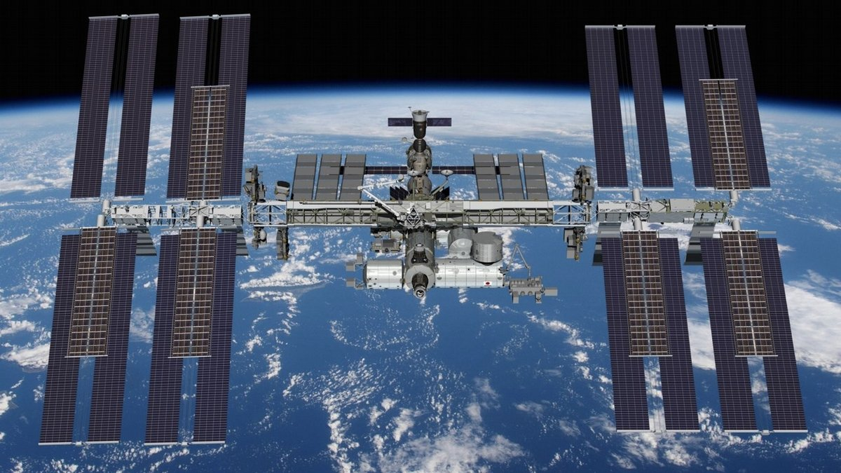 ISS station nouveaux panneaux © NASA/Boeing