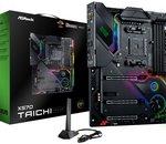 Test ASRock X570 Taichi Razer Edition : le X570 lance la seconde vague