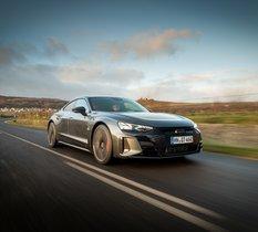 Audi RS e-tron GT : nos premières impressions au volant de la cousine du Porsche Taycan