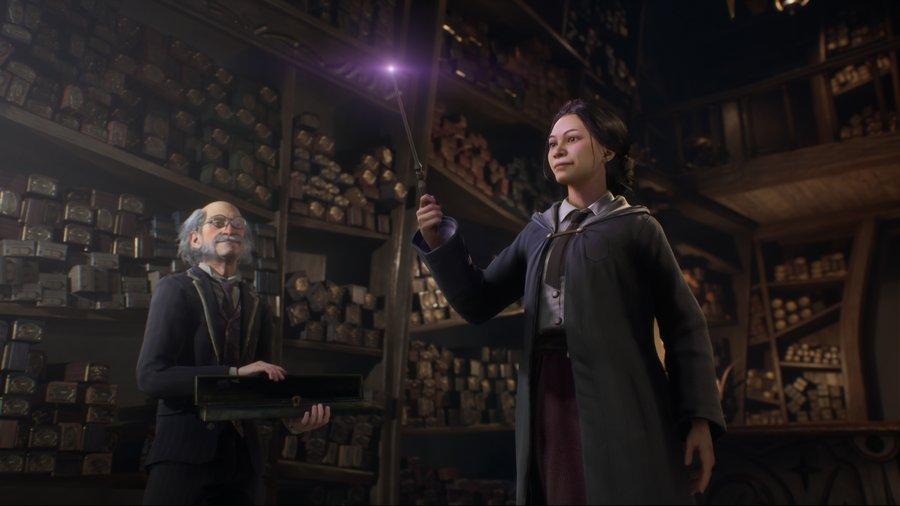 Hogwarts Legacy : les joueurs pourront créer un personnage transgenre - Clubic