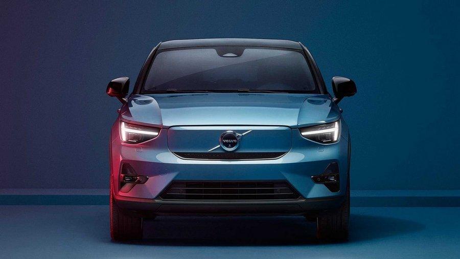 Volvo présente le C40 Recharge, un SUV Coupé électrique - Clubic