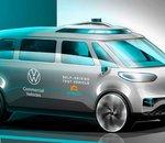 Volkswagen va tester la conduite autonome Argo AI sur ses vans ID.Buzz
