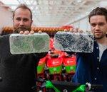 Gomi, l'enceinte bluetooth née du recyclage du plastique et des batteries de vélo, se lance sur Kickstarter