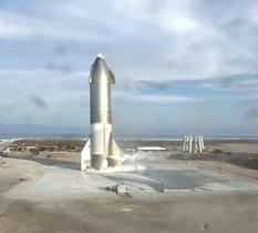Atterrissage presque réussi lors du nouvel essai du Starship de SpaceX