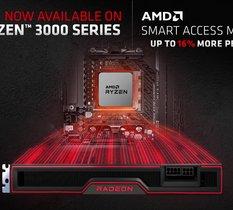 L'AMD Smart Access Memory, soit le PCIe Resizable BAR, arrive sur les Ryzen 3000