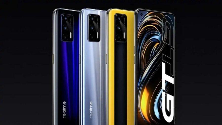 Le Realme GT 5G est officiel : le mobile le moins cher sous Snapdragon 888 - Clubic