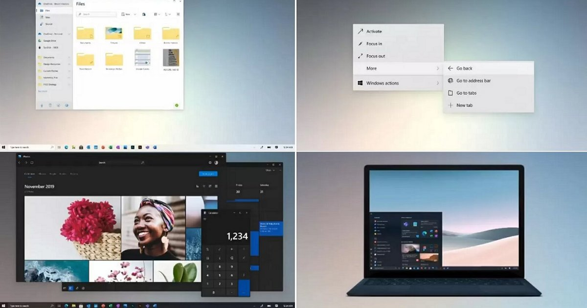 Windows 10 new © © Microsoft via WindowsLatest