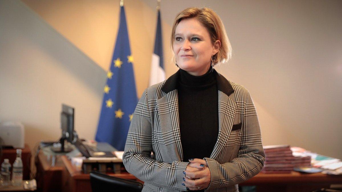 Olivia Grégoire, secrétaire d'État © Gouvernement