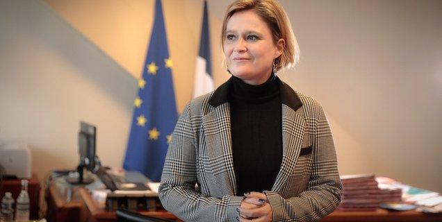 Olivia Grégoire, secrétaire d'État :