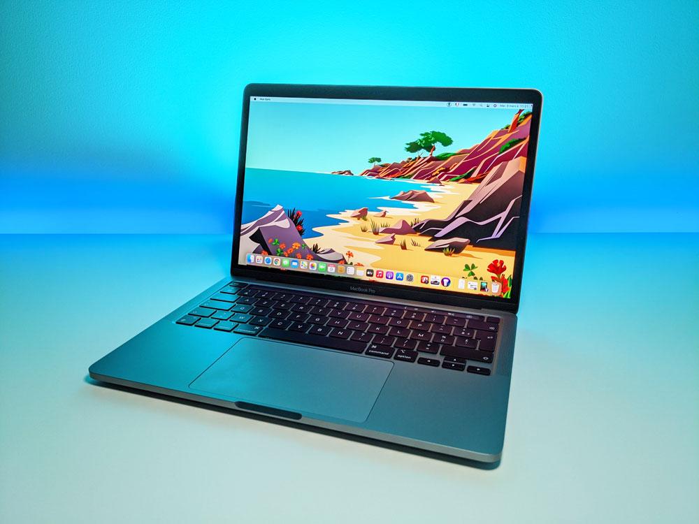 Test MacBook Pro 13 M1