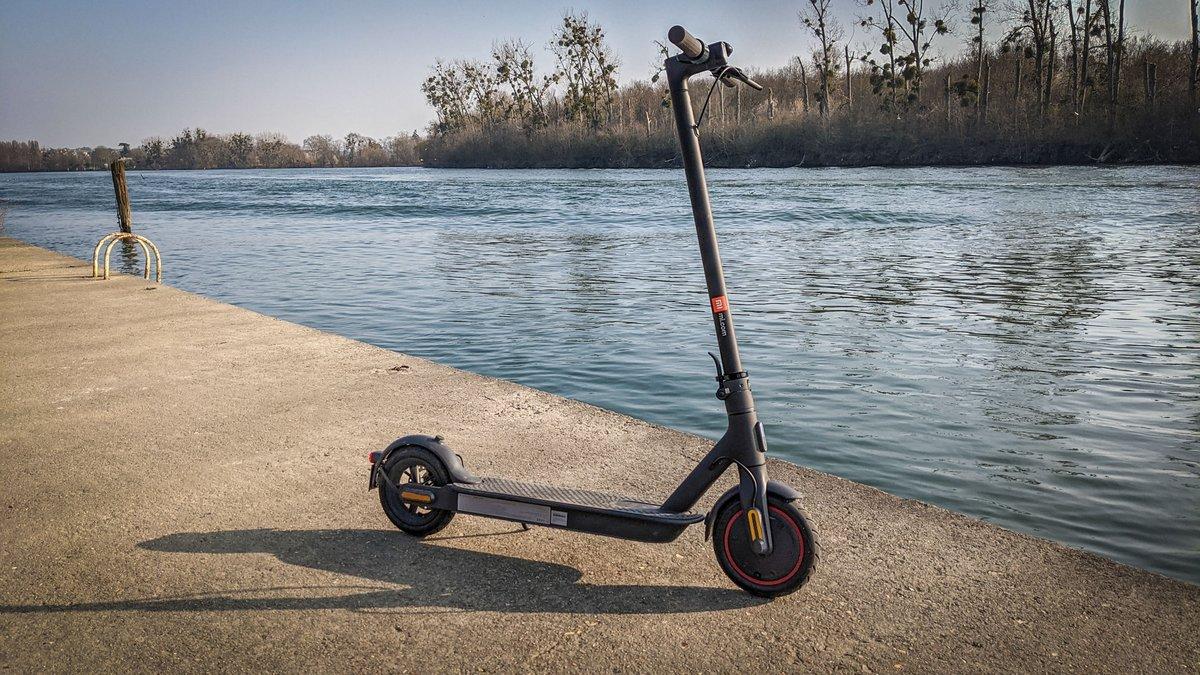 Xiaomi Mi Electric Scooter Pro 2 © David Nogueira