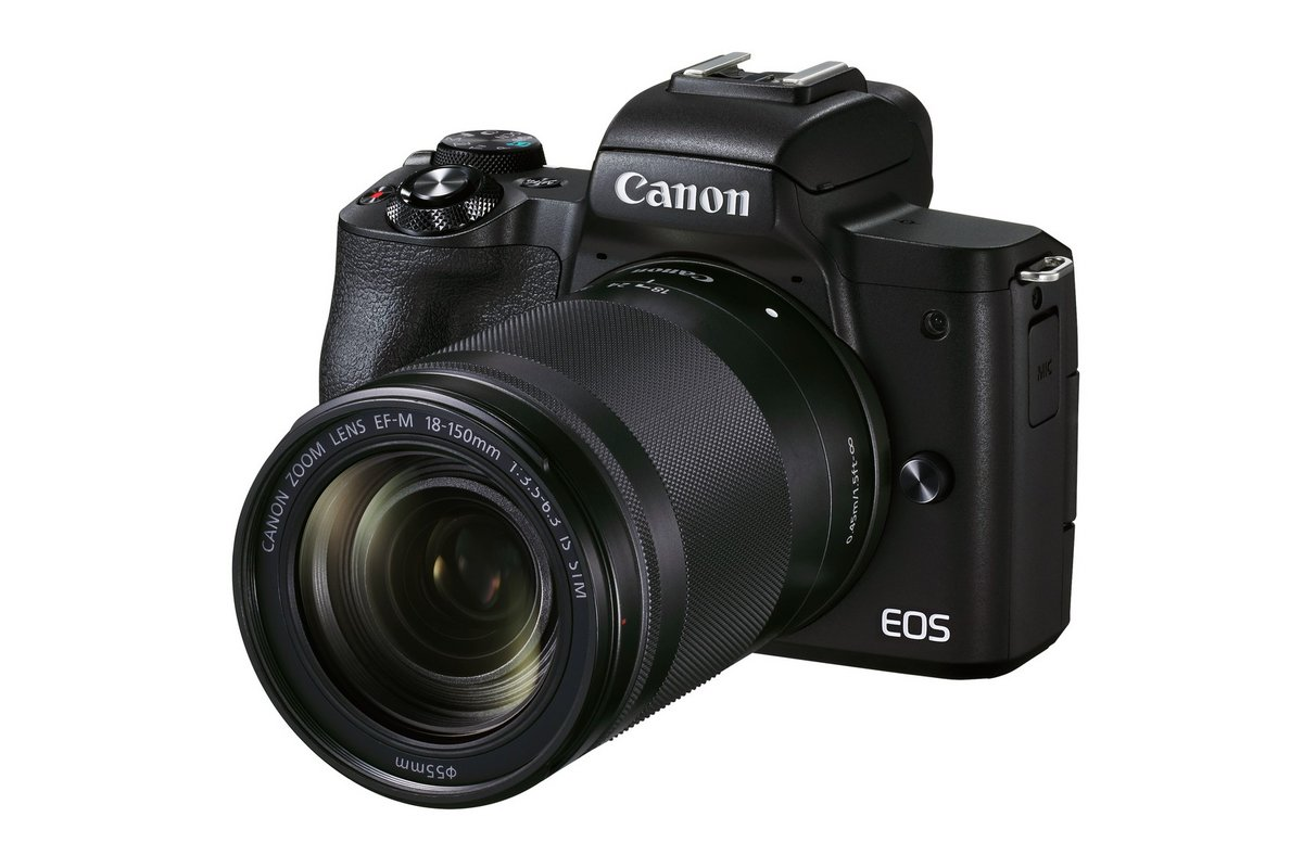Canon EOS M50 Mark II © Canon