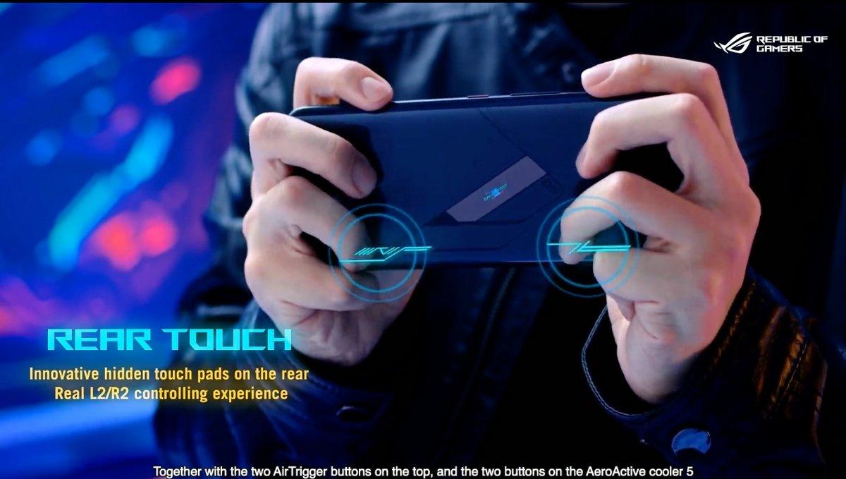 Asus ROG Phone 5 Pro © © Asus