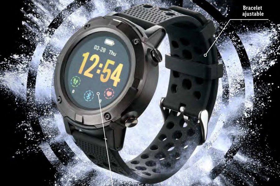 Lidl lance Silvercrest Move, sa montre connectée à prix plancher - Clubic