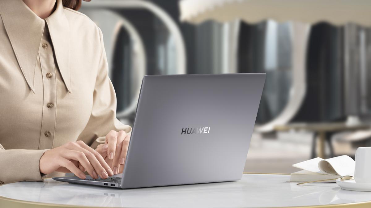 Huawei MateBook D 14 © © Huawei
