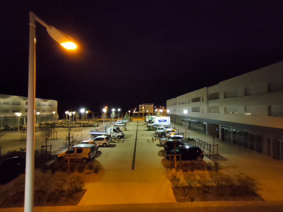ultra grand angle nuit